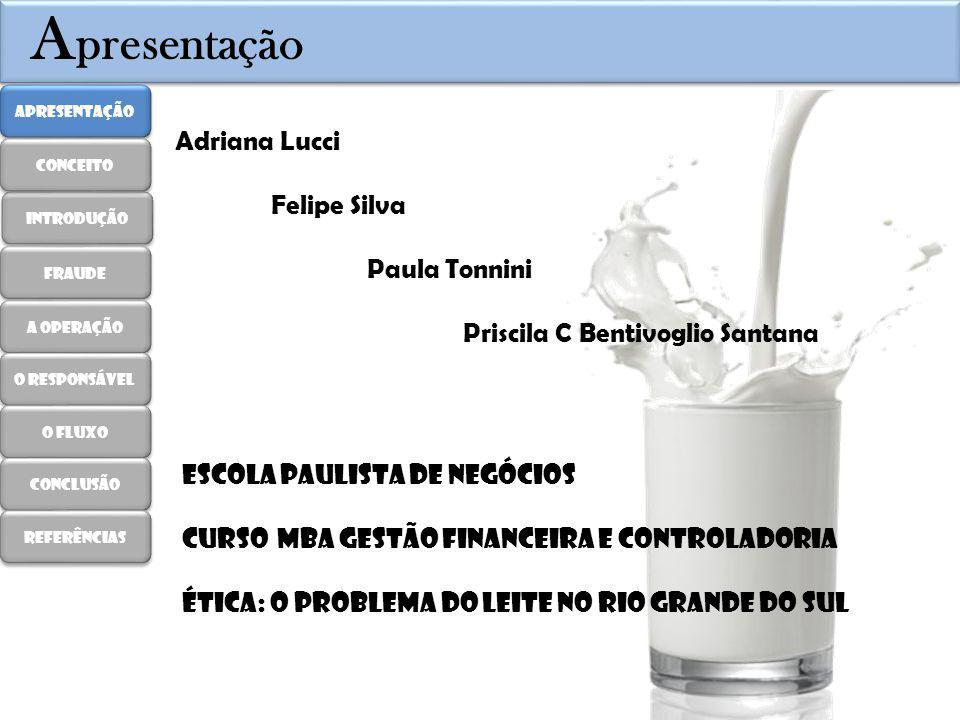 Apresentação Adriana Lucci Felipe Silva Paula Tonnini