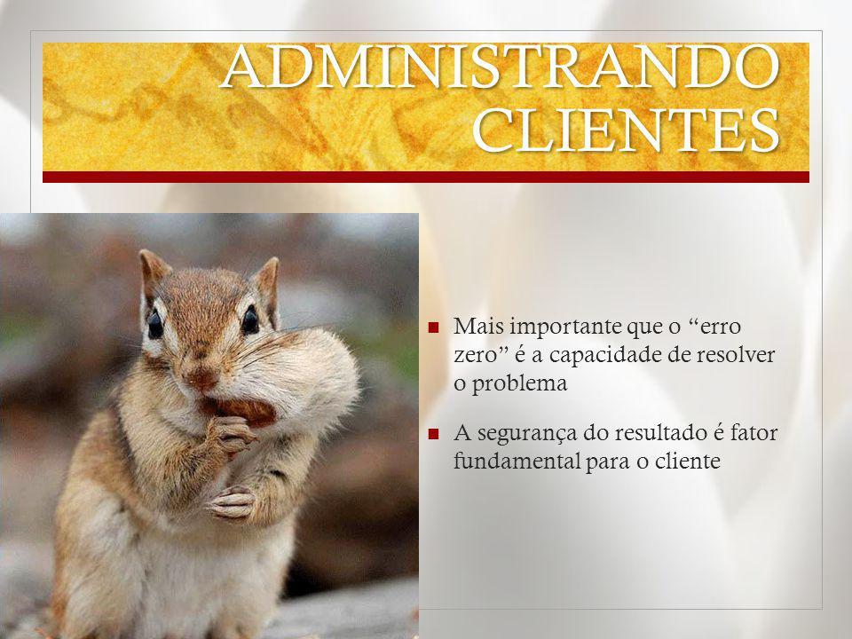 ADMINISTRANDO CLIENTES