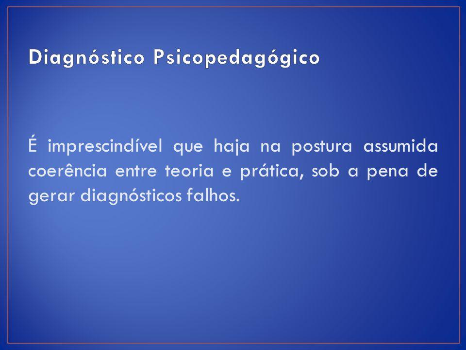 Diagnóstico Psicopedagógico