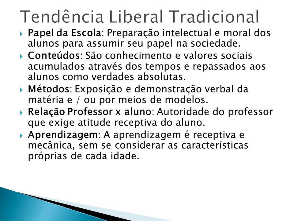 Tendência Liberal Tradicional