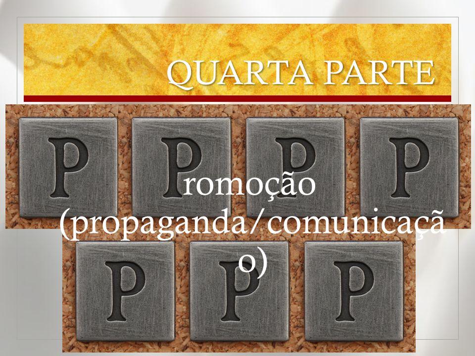 romoção (propaganda/comunicaçã o)