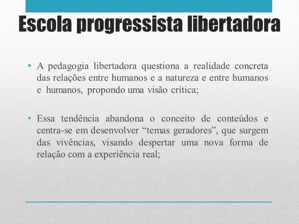 Escola progressista libertadora
