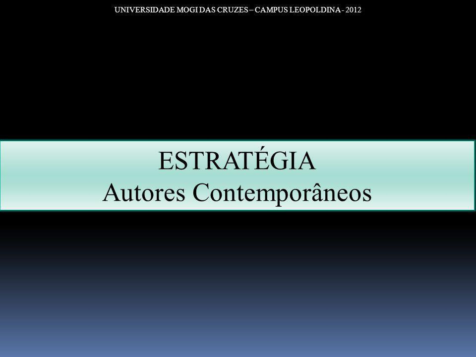 Autores Contemporâneos
