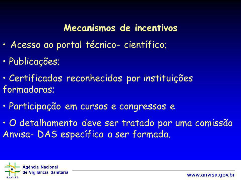 Mecanismos de incentivos