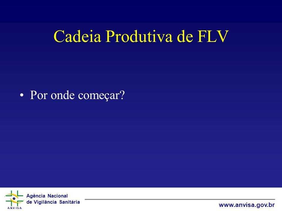 Cadeia Produtiva de FLV