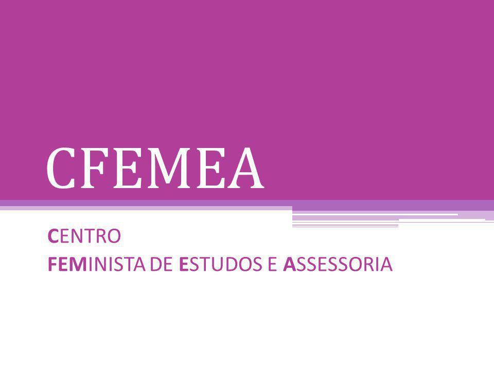 CENTRO FEMINISTA DE ESTUDOS E ASSESSORIA