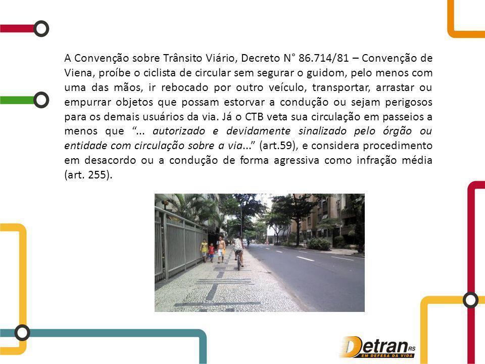 A Convenção sobre Trânsito Viário, Decreto N° 86