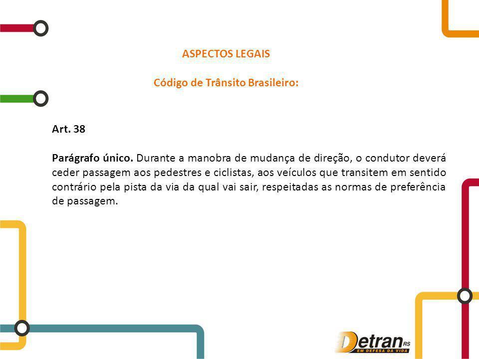 Código de Trânsito Brasileiro: