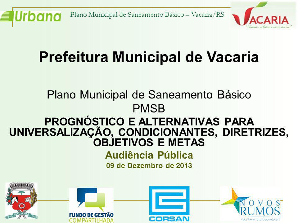 Prefeitura Municipal de Vacaria
