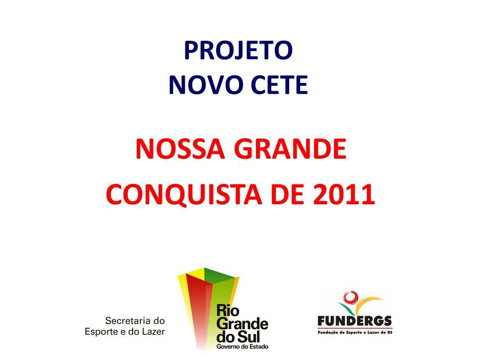 NOSSA GRANDE CONQUISTA DE 2011