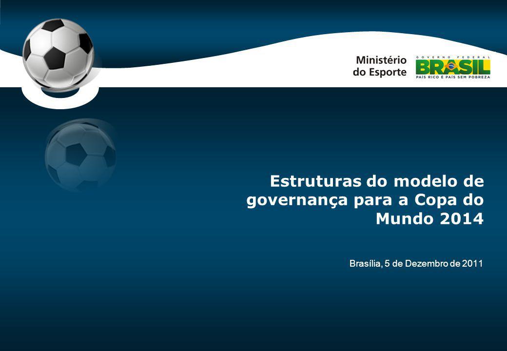 Nível de Governança Responsabilidades. Confederação Brasileira de Futebol. Gerenciamento da competição.