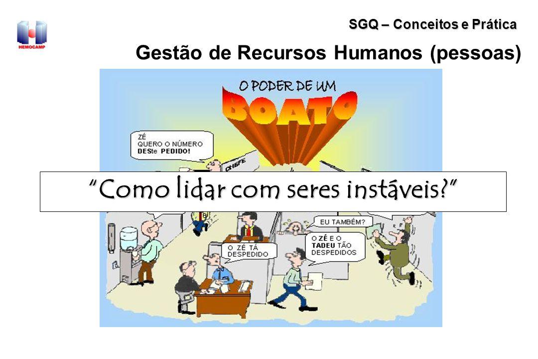 Gestão de Recursos Humanos (pessoas)
