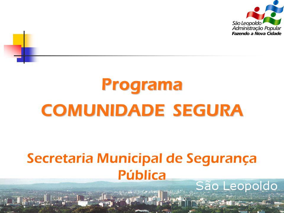 Secretaria Municipal de Segurança Pública