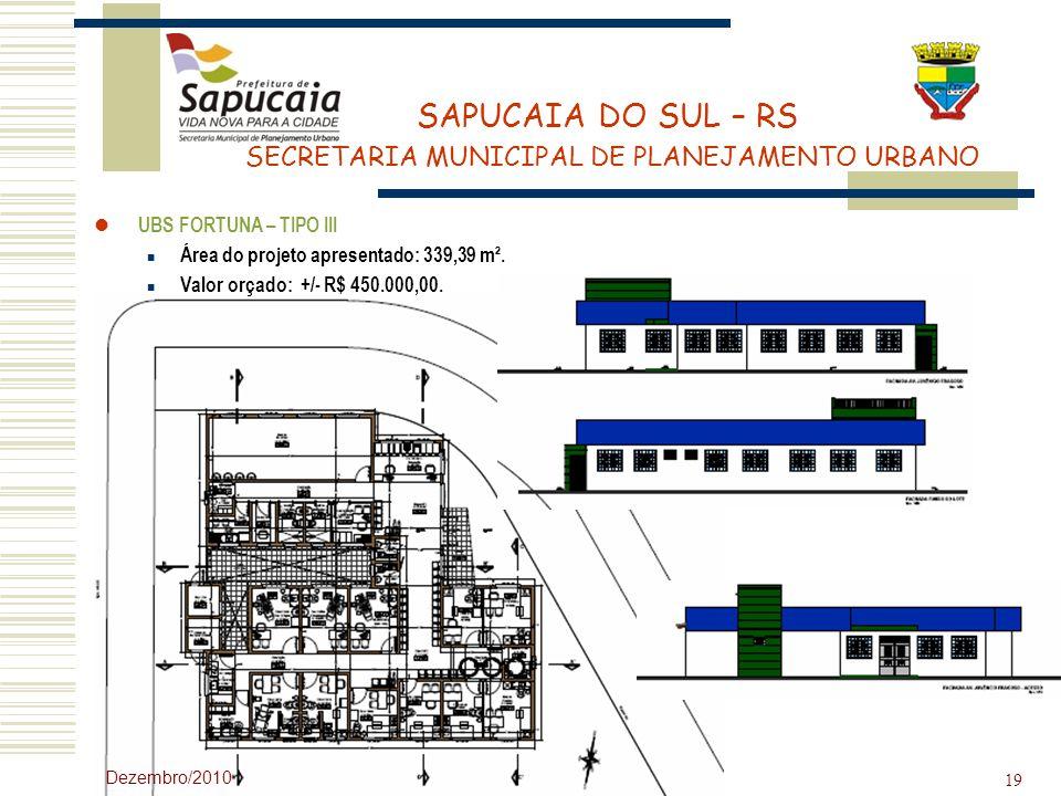 Área do projeto apresentado: 339,39 m².