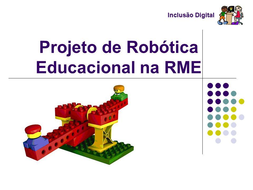 Projeto de Robótica Educacional na RME