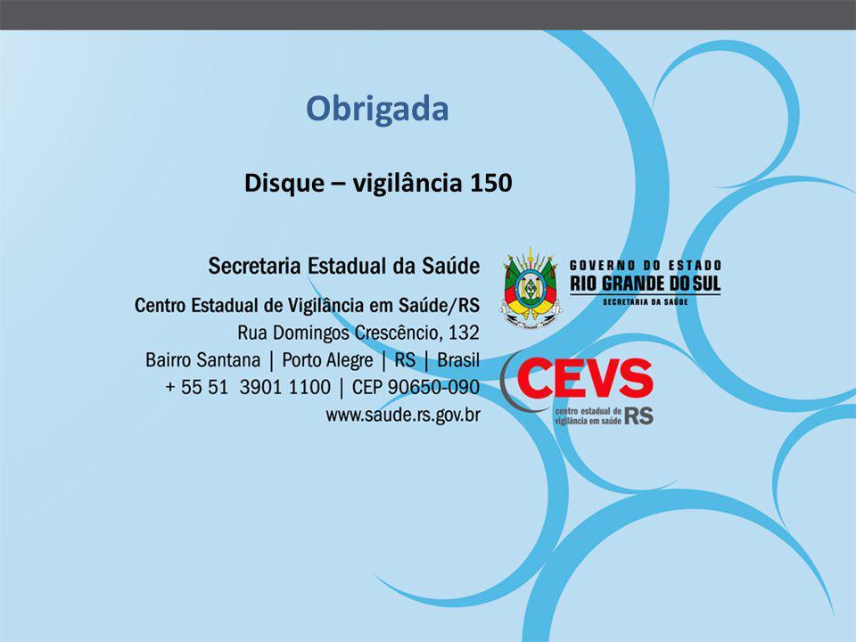 1313 Obrigada Disque – vigilância 150