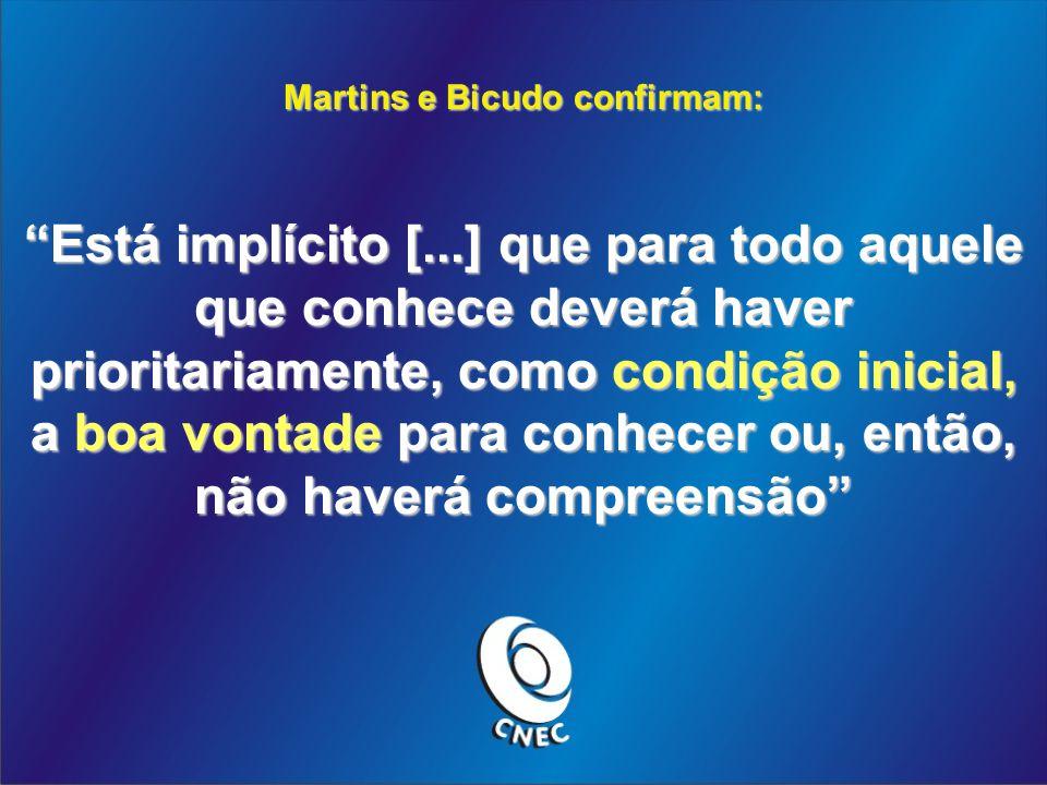 Martins e Bicudo confirmam: