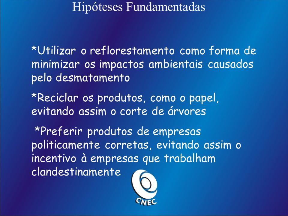 Hipóteses Fundamentadas
