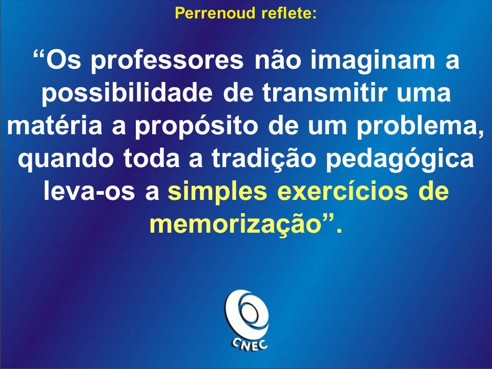 Perrenoud reflete: