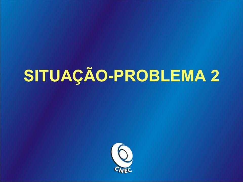 SITUAÇÃO-PROBLEMA 2