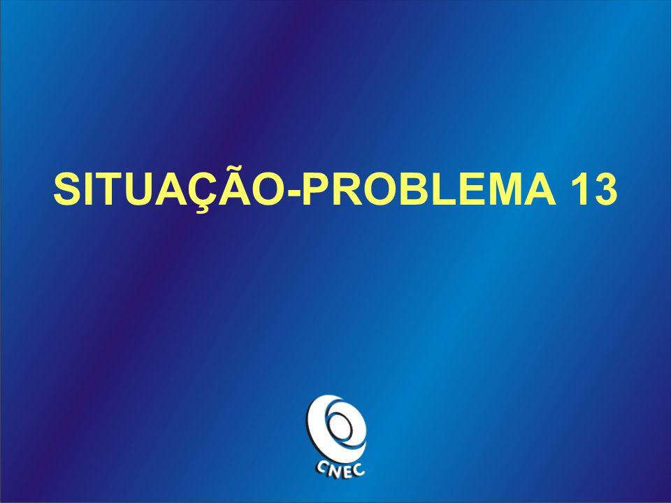 SITUAÇÃO-PROBLEMA 13