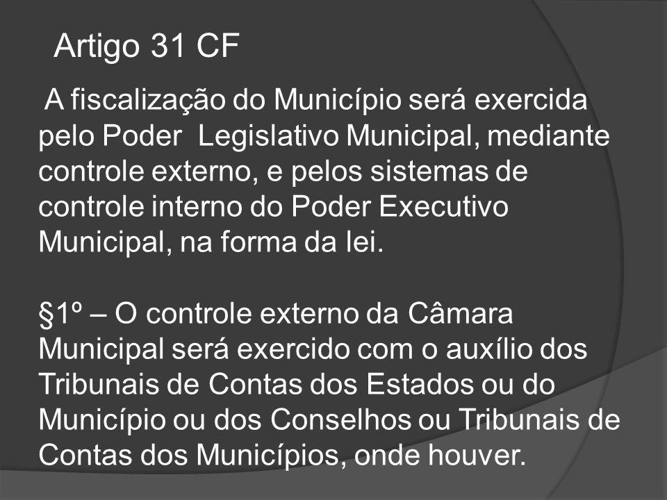Artigo 31 CF
