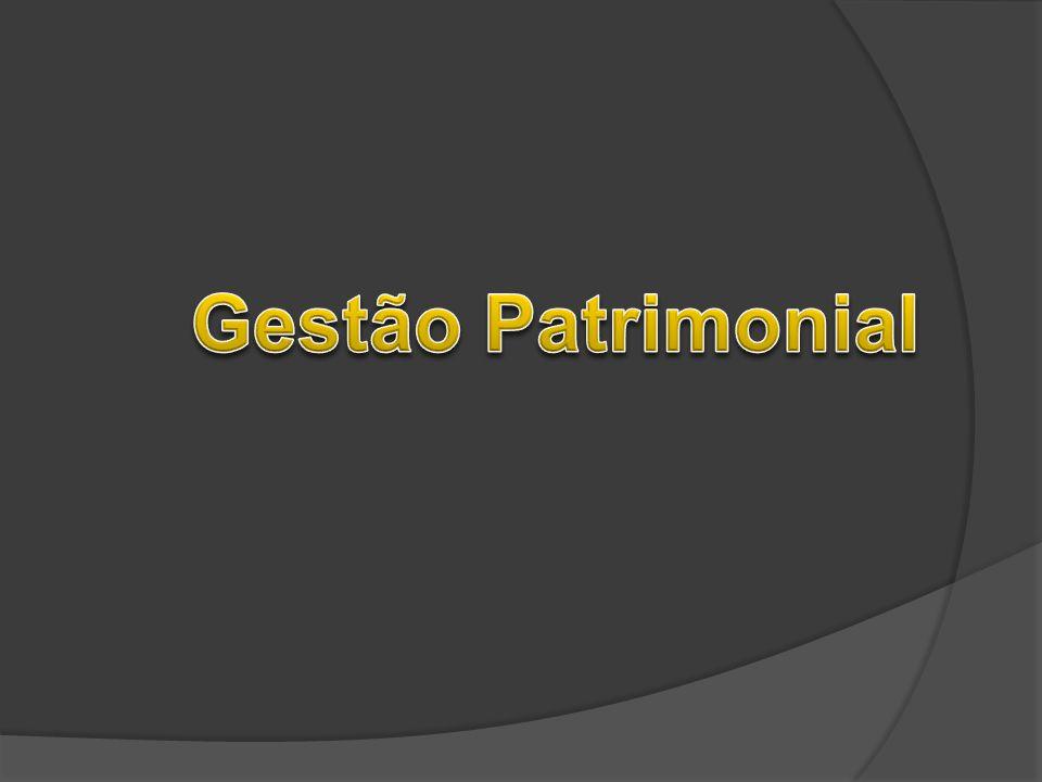 Gestão Patrimonial