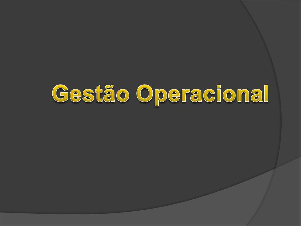 Gestão Operacional