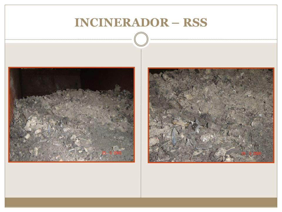 INCINERADOR – RSS