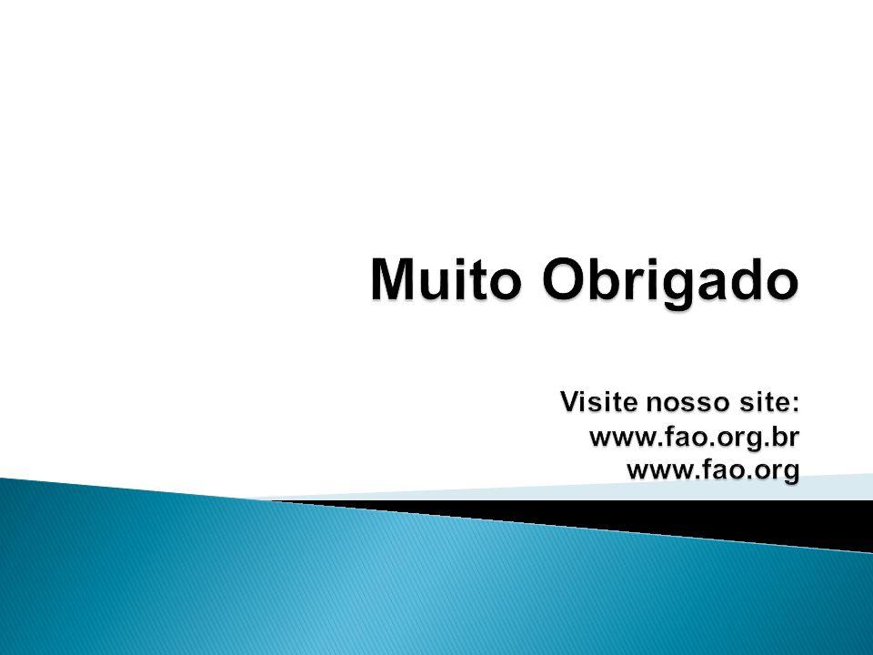 Muito Obrigado Visite nosso site: www.fao.org.br www.fao.org