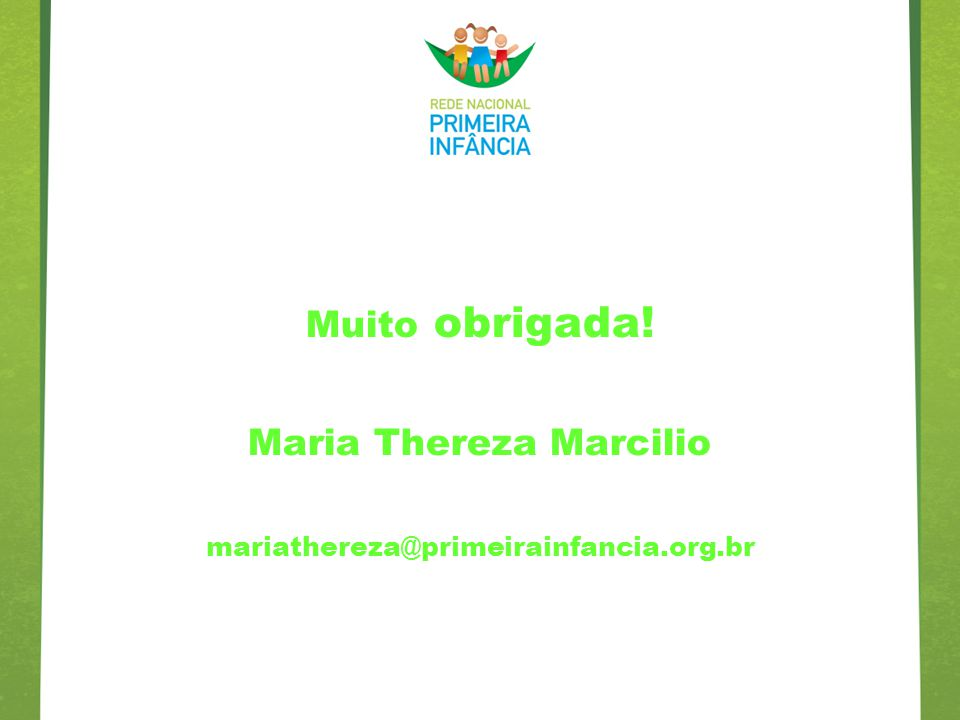 Maria Thereza Marcilio