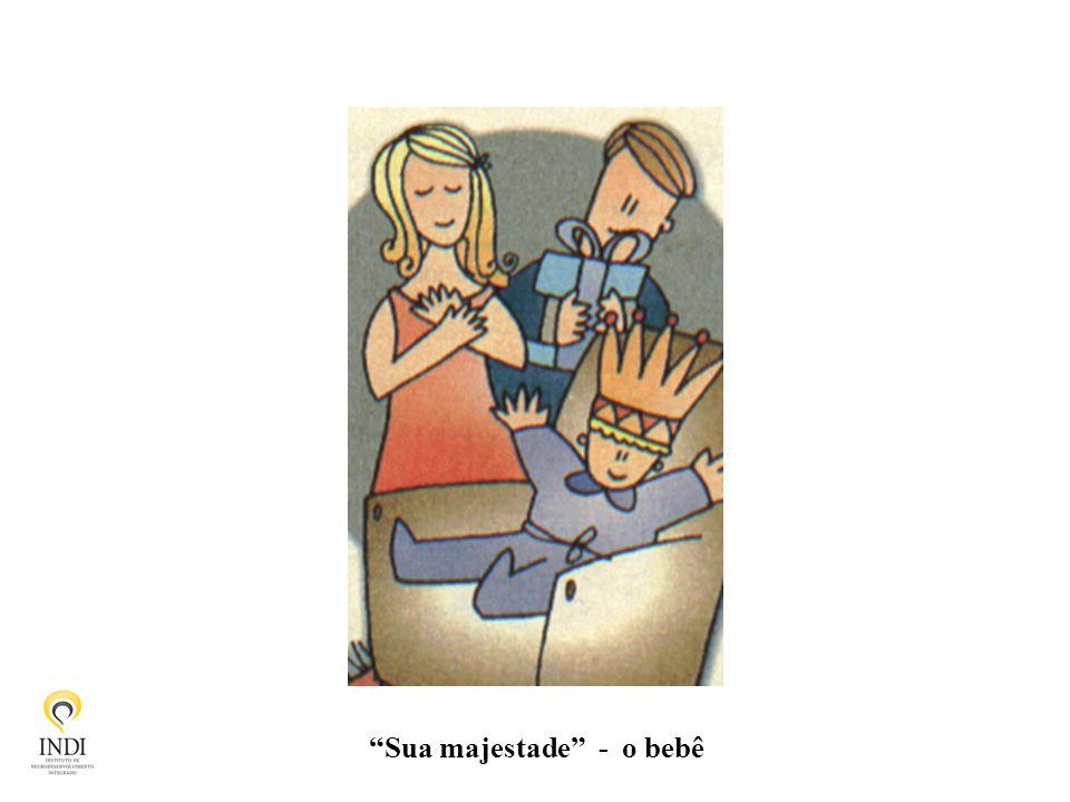 Sua majestade - o bebê