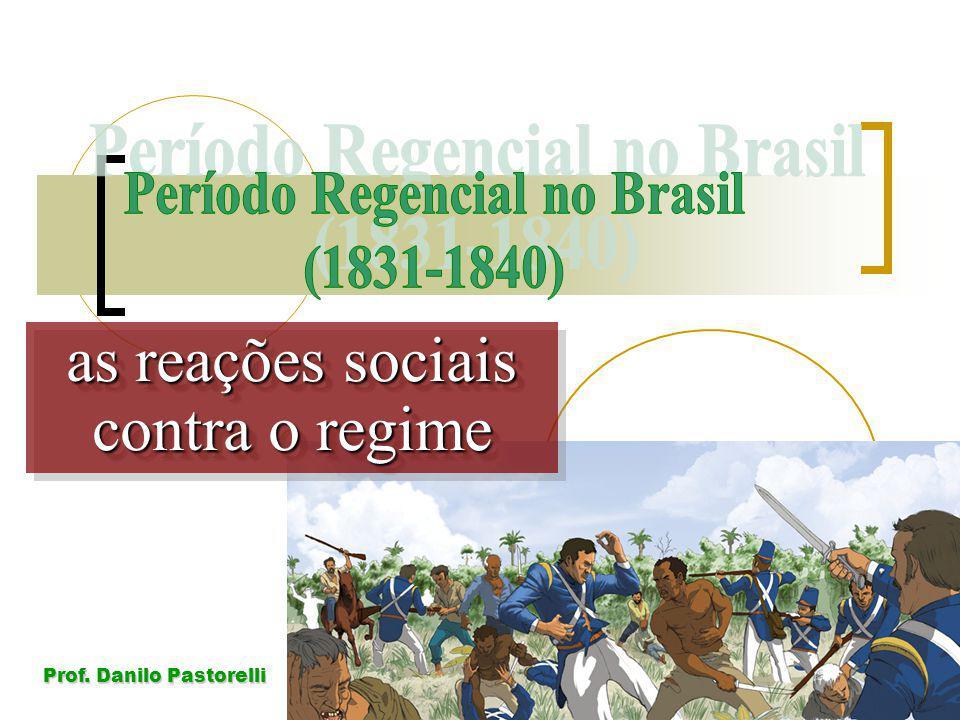 as reações sociais contra o regime