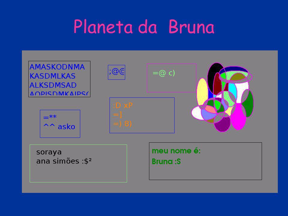 Planeta da Bruna