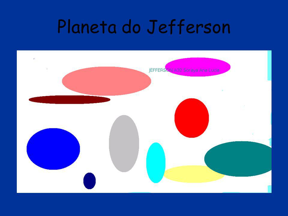 Planeta do Jefferson