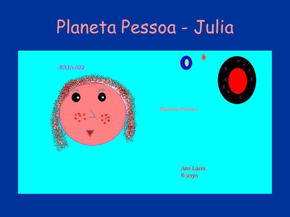 Planeta Pessoa - Julia