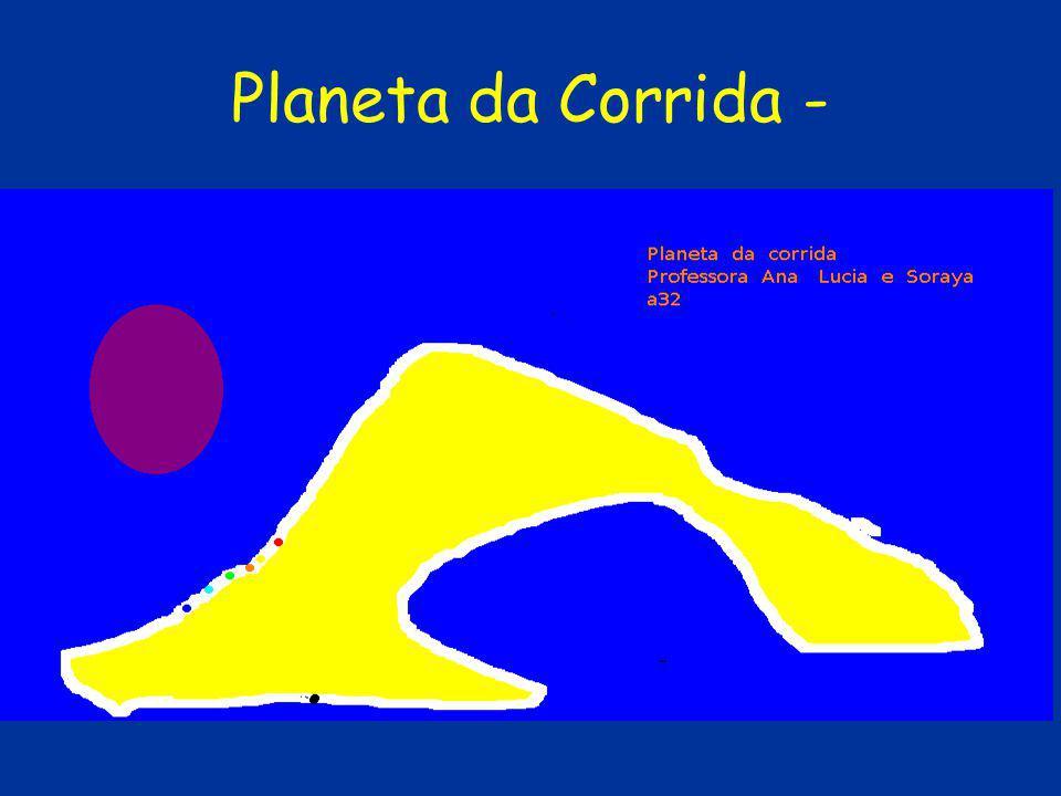 Planeta da Corrida -