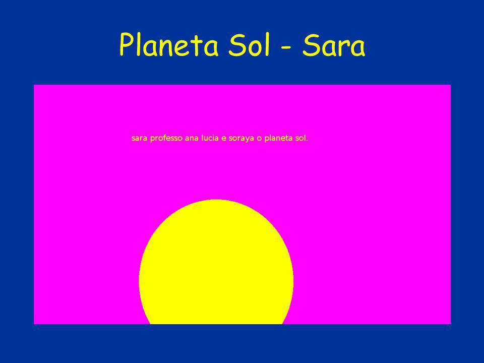 Planeta Sol - Sara
