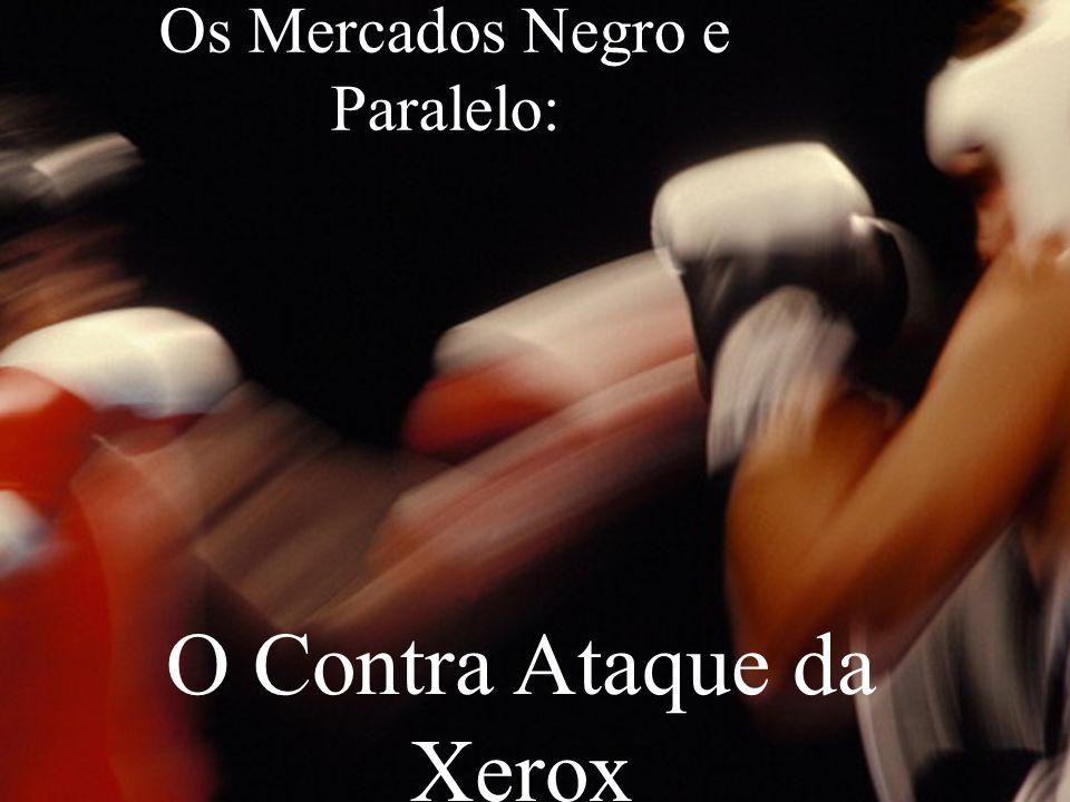 O Contra Ataque da Xerox
