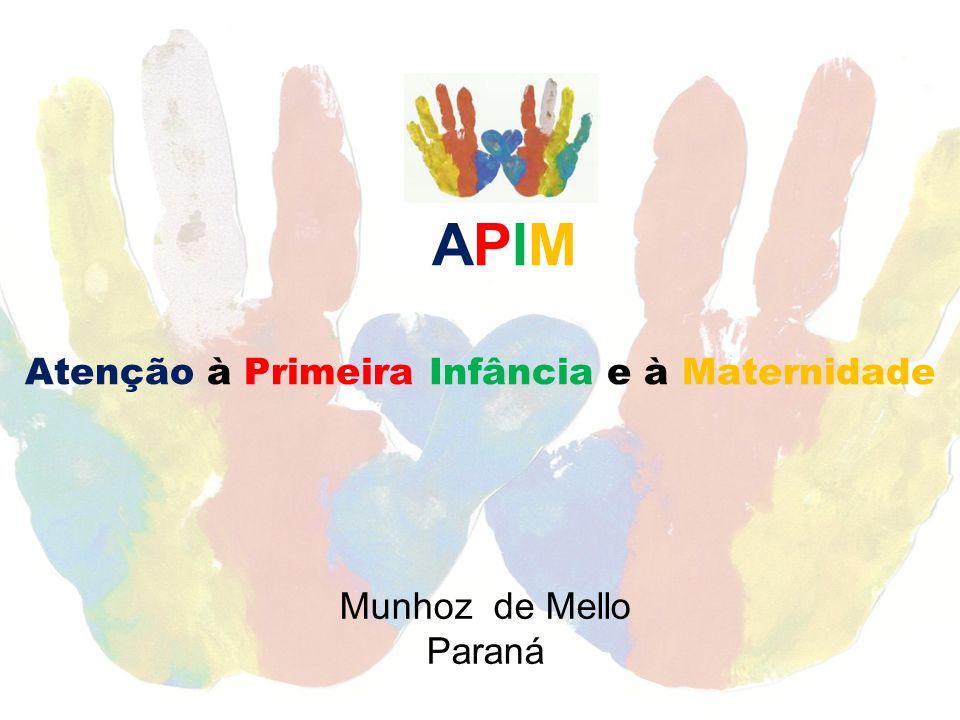APIM Atenção à Primeira Infância e à Maternidade