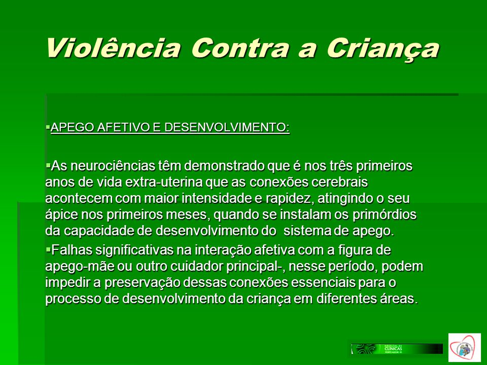 Violência Contra a Criança