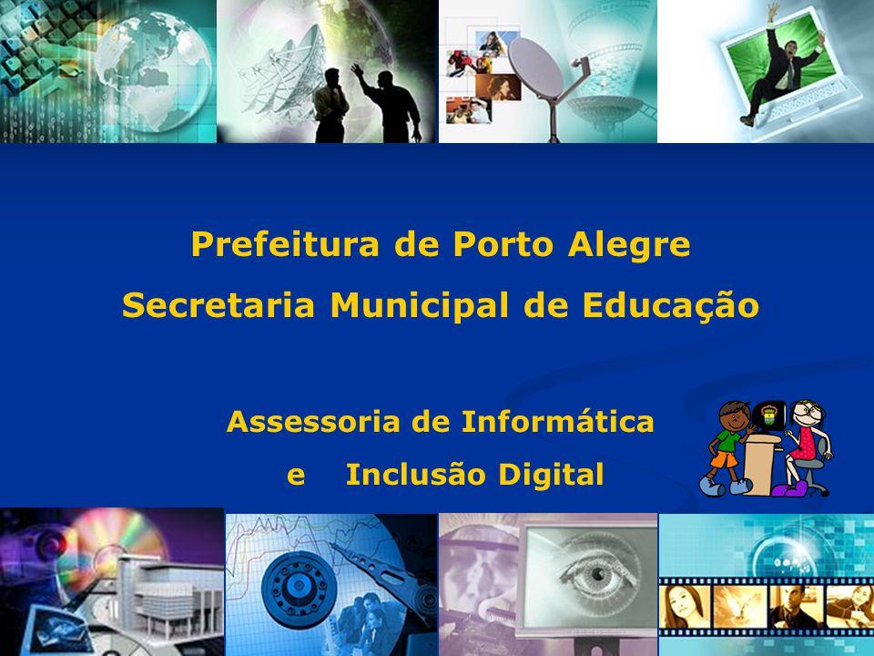Prefeitura de Porto Alegre Secretaria Municipal de Educação