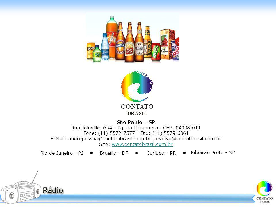 Rua Joinville, 654 - Pq. do Ibirapuera - CEP: 04008-011