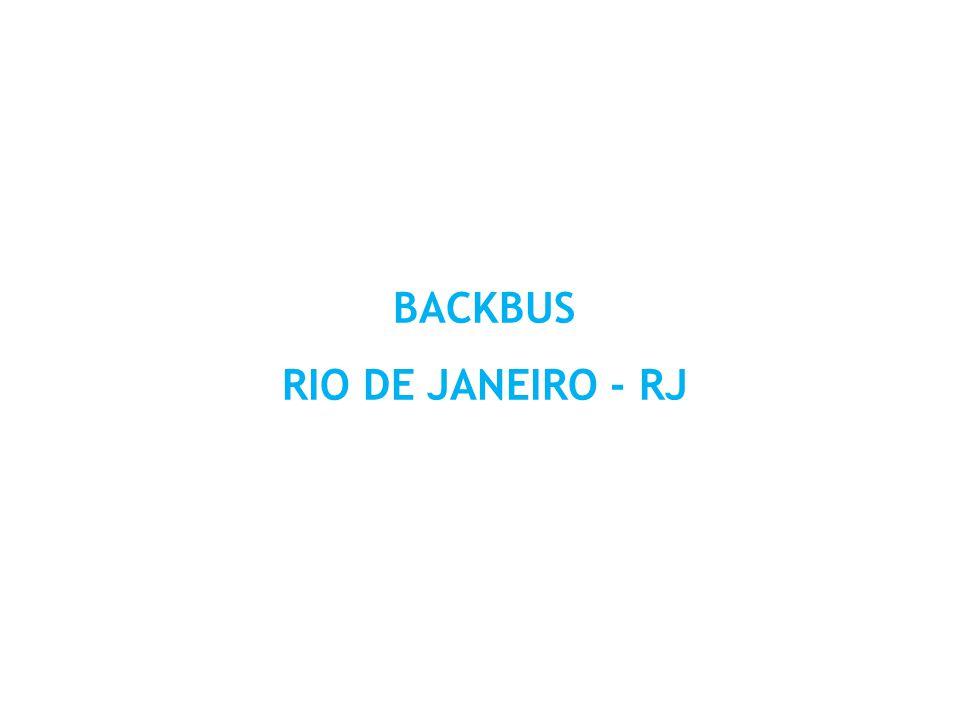 BACKBUS RIO DE JANEIRO - RJ