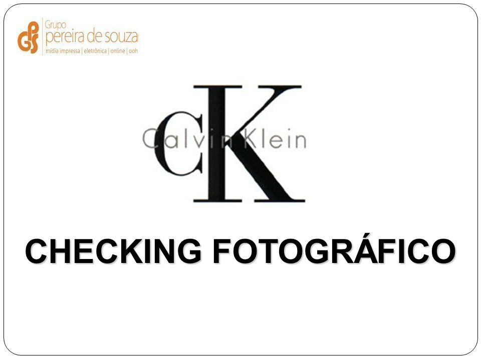 CHECKING FOTOGRÁFICO