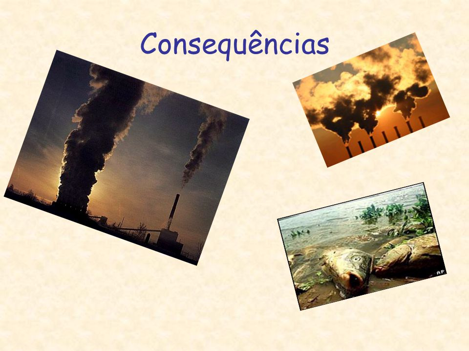 Consequências