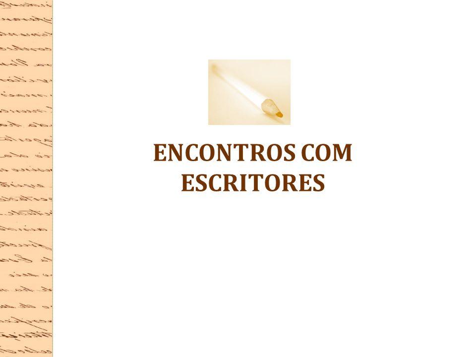 ENCONTROS COM ESCRITORES