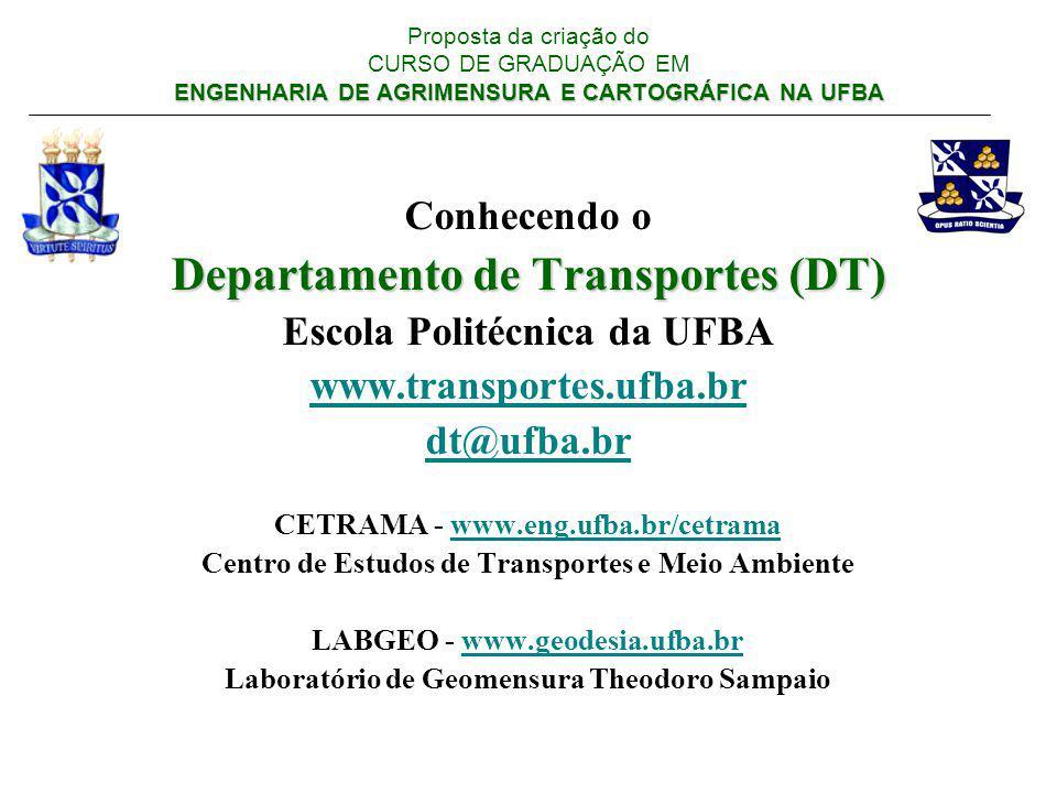Departamento de Transportes (DT)