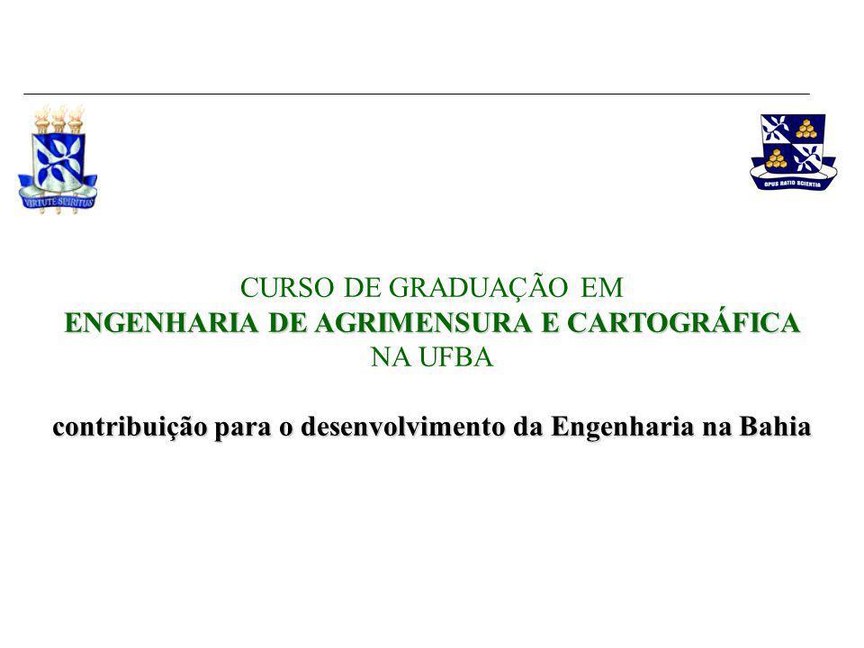 contribuição para o desenvolvimento da Engenharia na Bahia