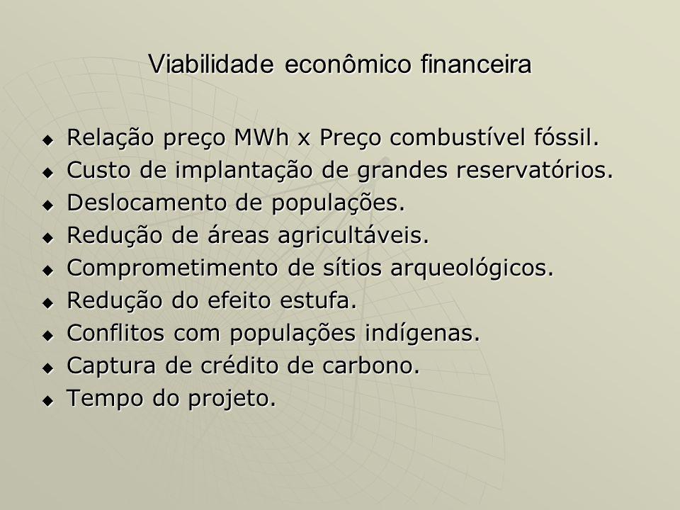 Viabilidade econômico financeira